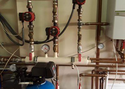 Kotłownia gazowa